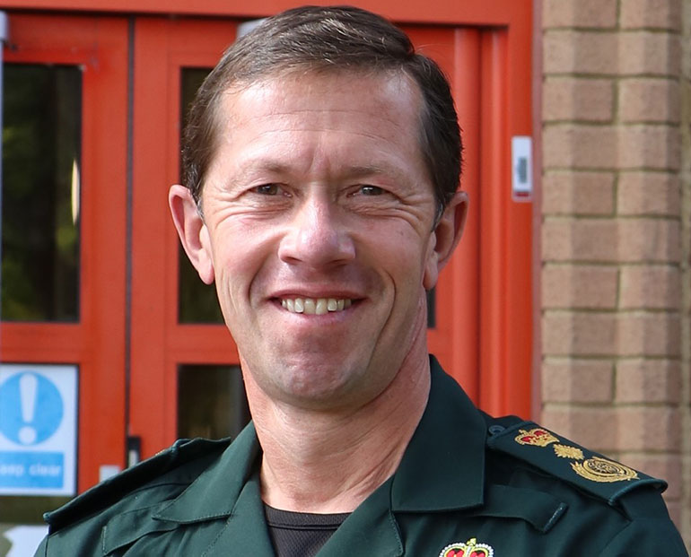 Will Warrender says SWAFT has seen a spike in 999 calls