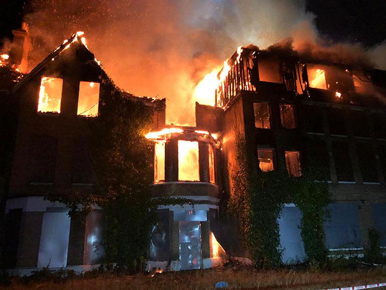 Hotel-fire-Bournemouth