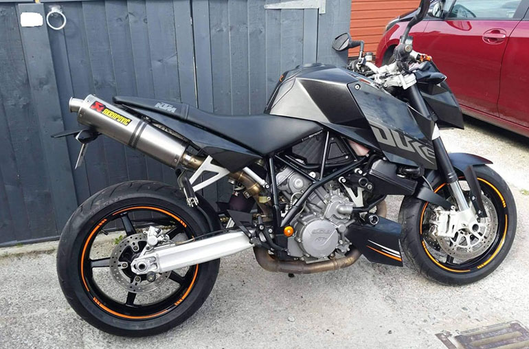 Motorbike-Theft-Shortlands-Portland,