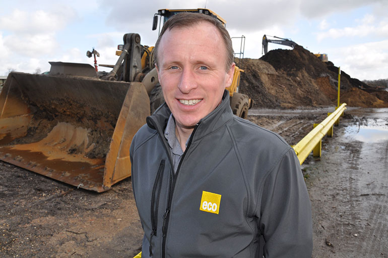 Peter Hardy, Eco's commercial director would like to receive your ideas