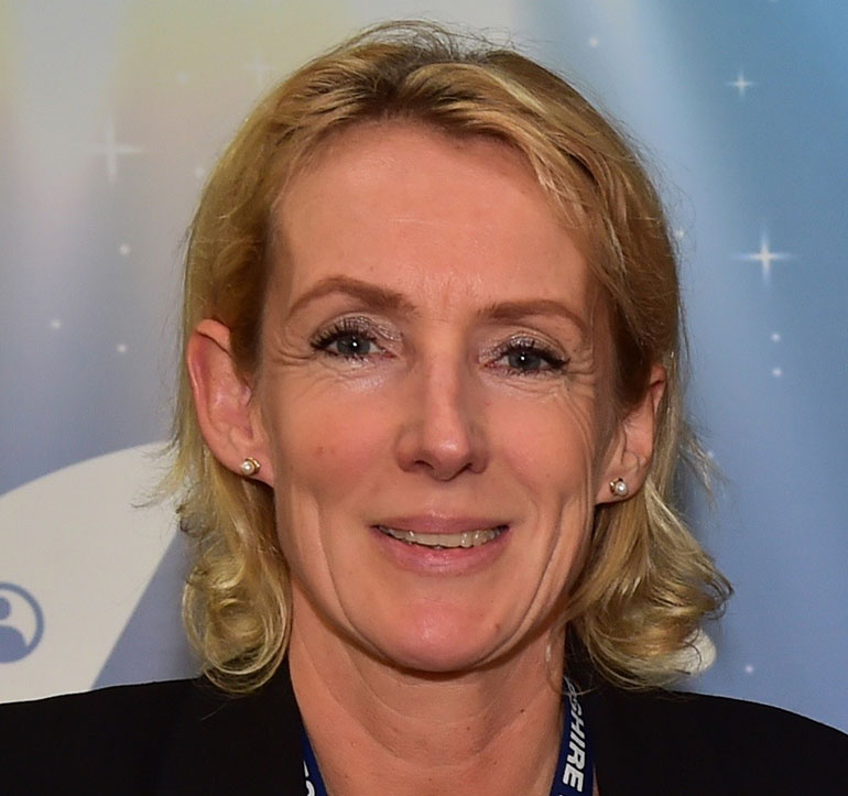 Police Sergeant Deborah Ashthorpe has received a QPM in the Queen's Birthday Honours