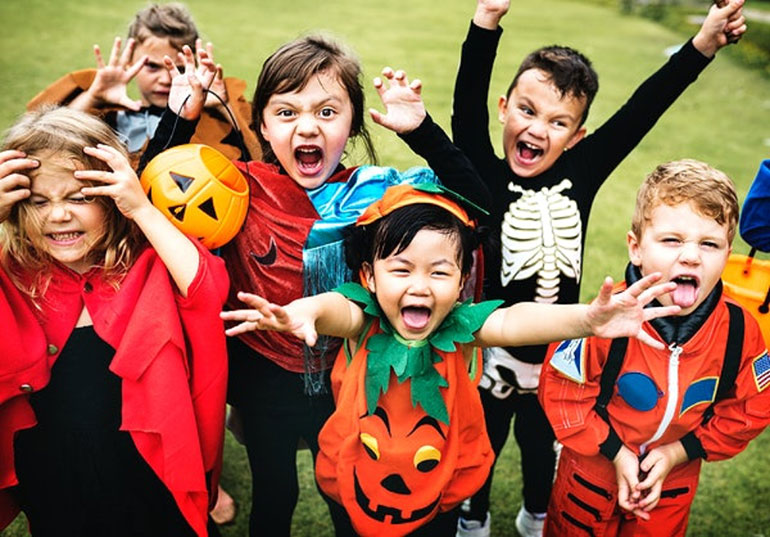 Get down to the Dolphin Centre for a Halloween Scavenger Hunt