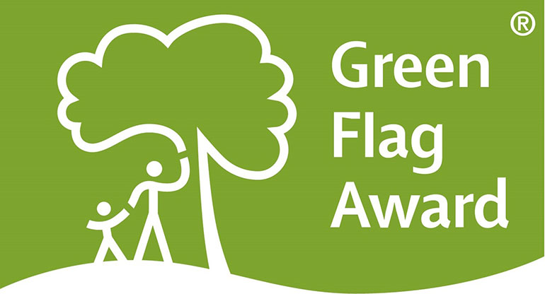 Look out for green flags flying throughout Dorset as the county celebrates Green Flag awards