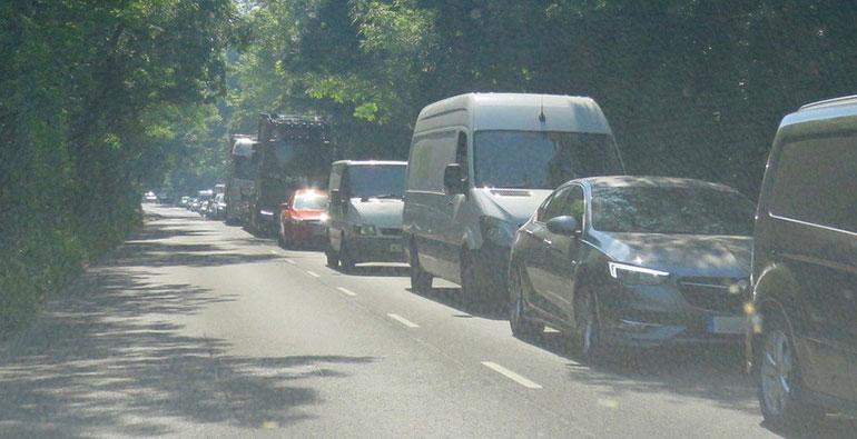 Travel improvements could address congestion hotspots