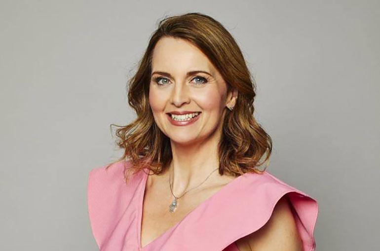 Debra Stephenson will co-host the concert