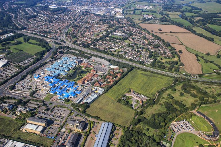 Wessex-Fields-aerial