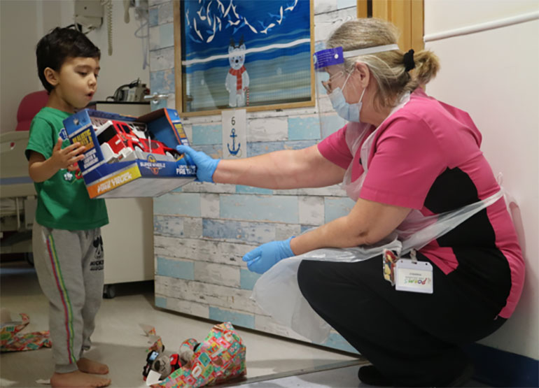 Poole-Hospital-Childrens-Unit
