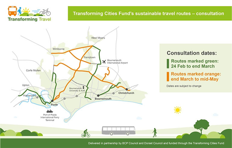 Bus-and-cycle-routes-TT-formal-consultation-map