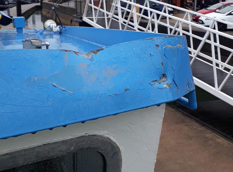 Criminal-damage-Poole-Lifting-Bridge