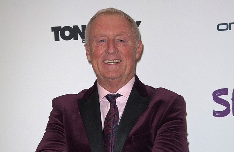 Chris Tarrant urges stroke survivors and their carers to have their say on the future of stroke research