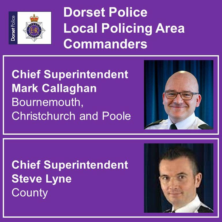 Dorset-Police-LPA-commanders