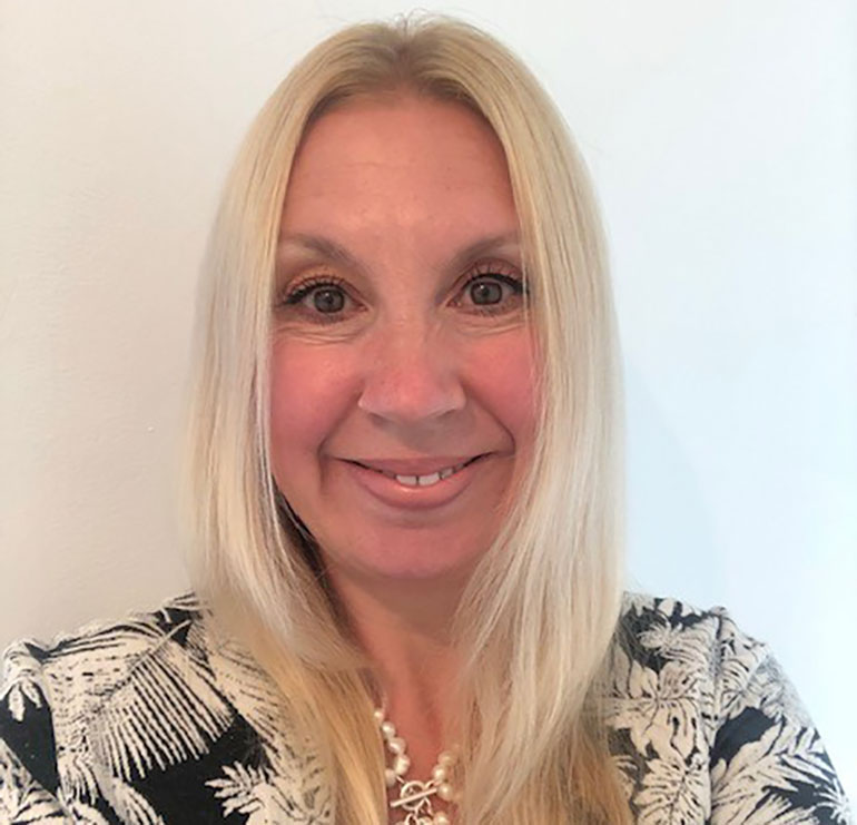 FSB's Development Manager for Dorset, Nicola Bailey – 'when businesses start feeling more confident then actual business starts to happen again'