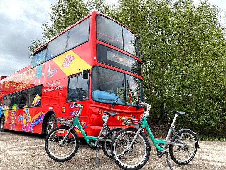 Beryl-Bikes-City-Sightseeing-Bournemouth