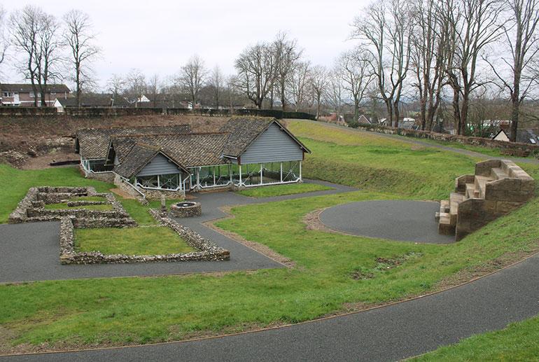 Roman Town House Dorchester