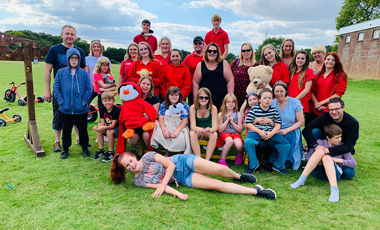 CWC end of summer picnic in 2020