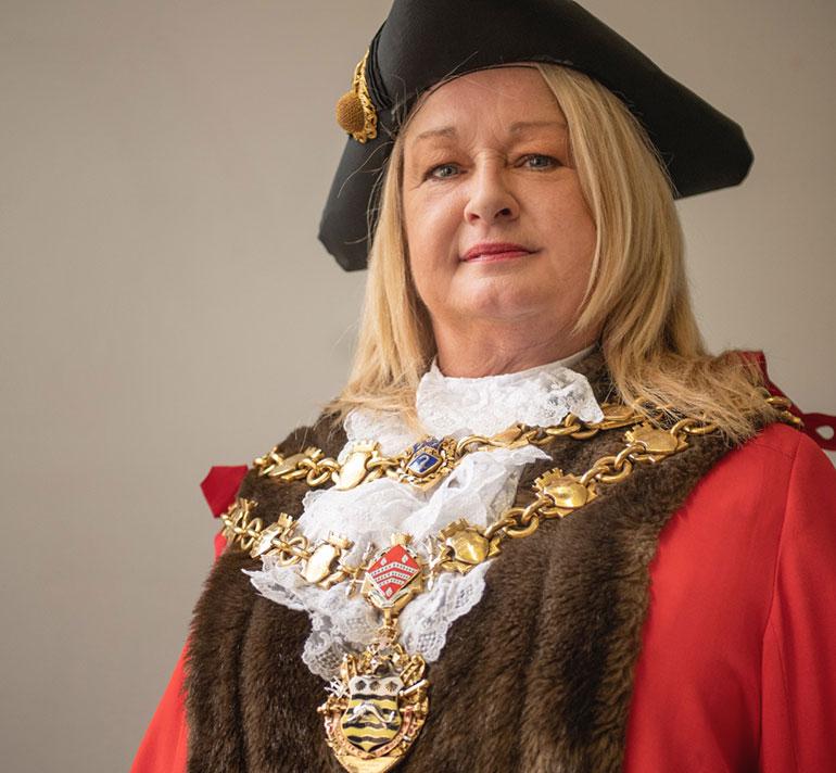 The Mayor of Poole