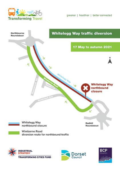 Whitelegg-diversion-map-A5