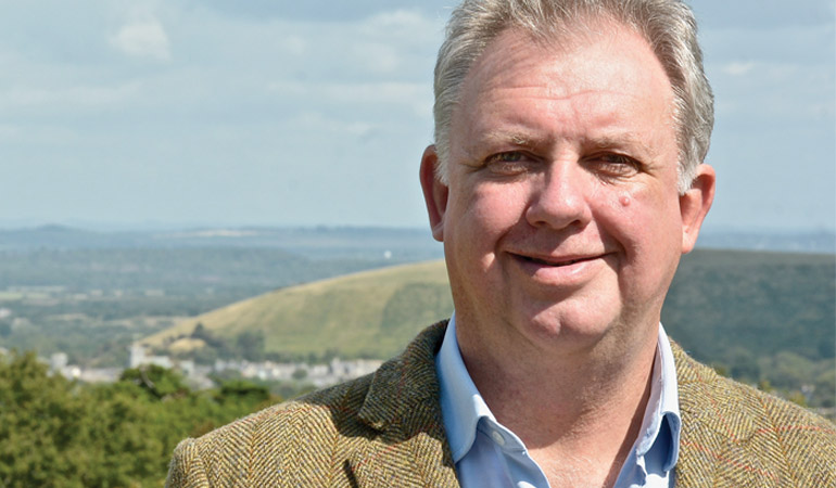 David Sidwick elected as new police and crime commissioner for Dorset