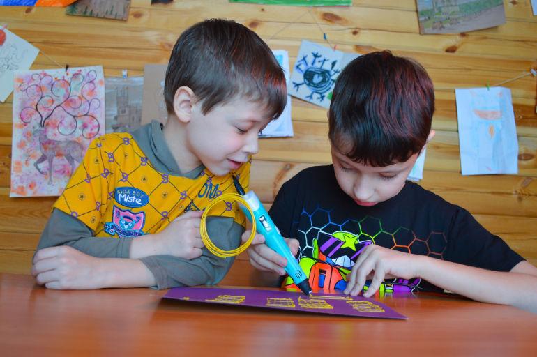 Children's Holiday Activities