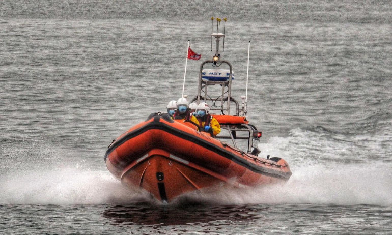 Poole Lifeboats