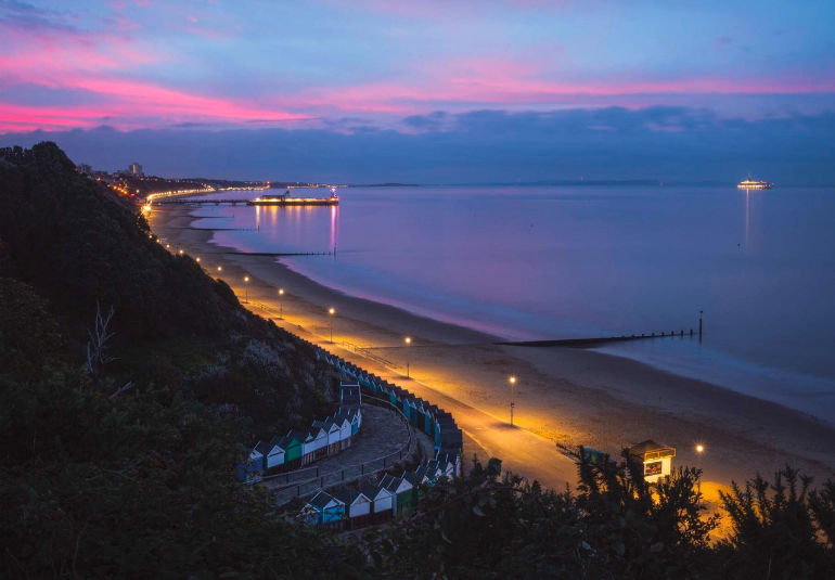 Bournemouth saw the first deployment of Operation Vigilant on 21 August Photo © Louis Pulford http://louispcreative.co.uk