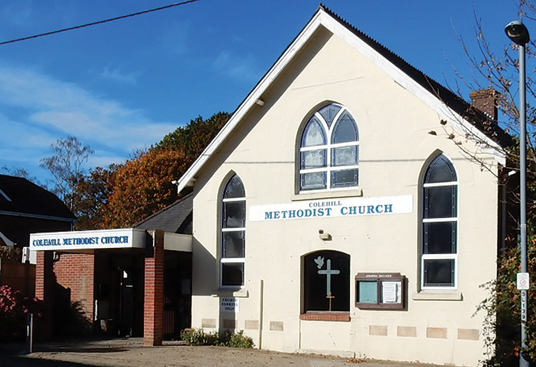 Colehill-Methodist-Church