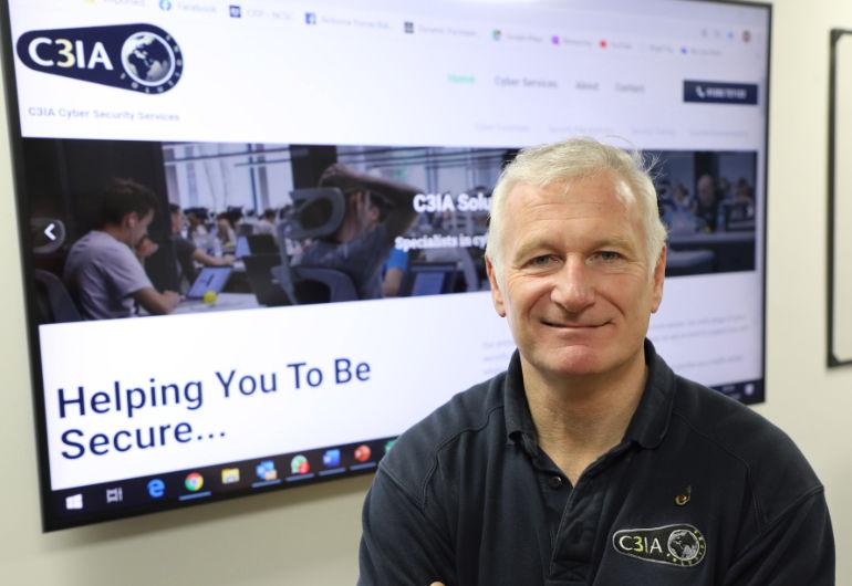 Matt Horan of C3IA Solutions