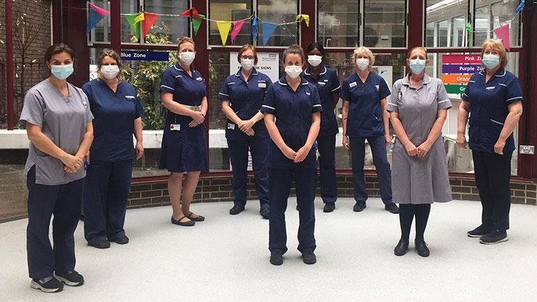 Poole research nurses