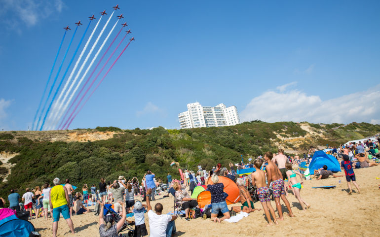 Credit Bournemouth Air Festival BCP Council