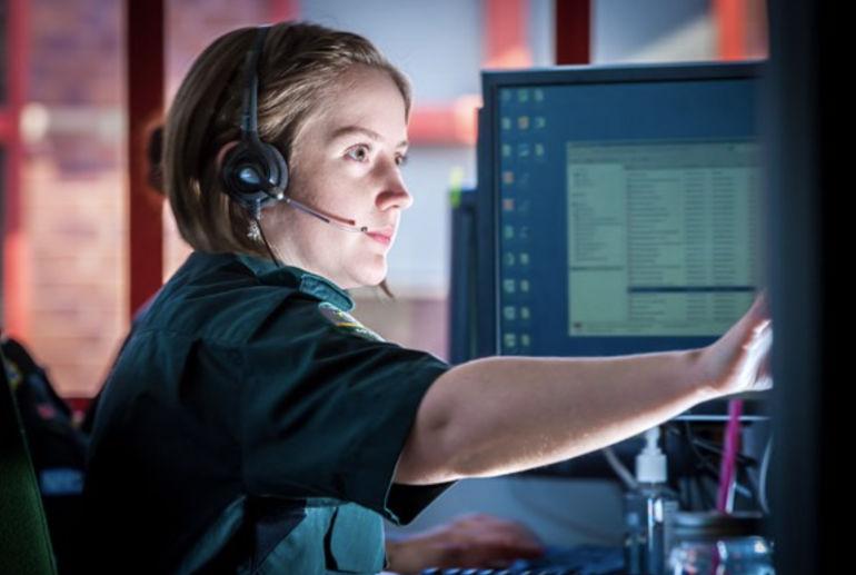 Emergency call handler