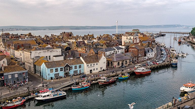 Nyetimber Dorset Seafood Festival will take place on the Weymouth Peninsula in support of the Fishermen's Mission
