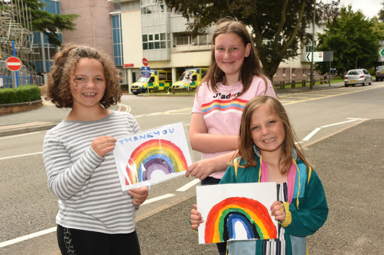 Last call for entries from schools to celebrate road safety heroes © Rob Lacey