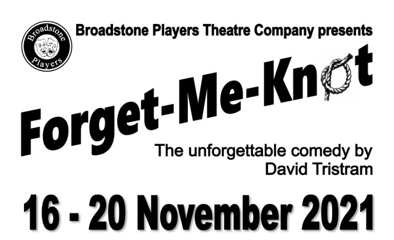 Broadstone Players Forget Me Knot