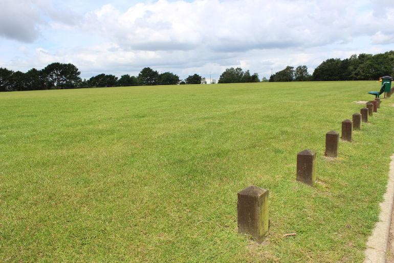King George V playing fields, Ferndown © CatchBox