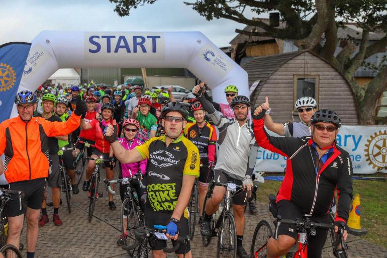Rotary Dorset Bike Ride